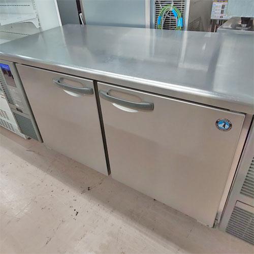 【中古】冷蔵コールドテーブル ホシザキ RT-150SDF-ML 幅1500×奥行750×高さ800 【送料無料】【業務用】