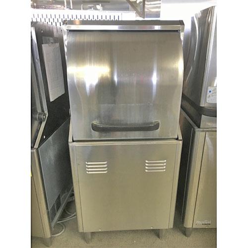 【中古】食器洗浄機 ホシザキ JWE-450RUA-R 幅600×奥行600×高さ1440 【送料無料】【業務用】
