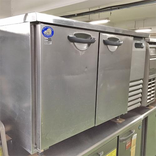 【中古】冷蔵コールドテーブル パナソニック(Panasonic) SUR-G1261SA-R 幅1200×奥行600×高さ810 【送料別途見積】【業務用】