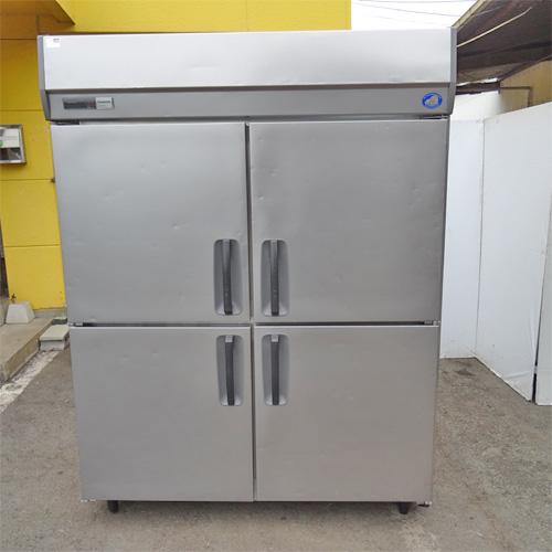 【中古】縦型冷凍庫 パナソニック(Panasonic) SRF-K1583S 幅1460×奥行800×高さ1950 三相200V 【送料別途見積】【業務用】