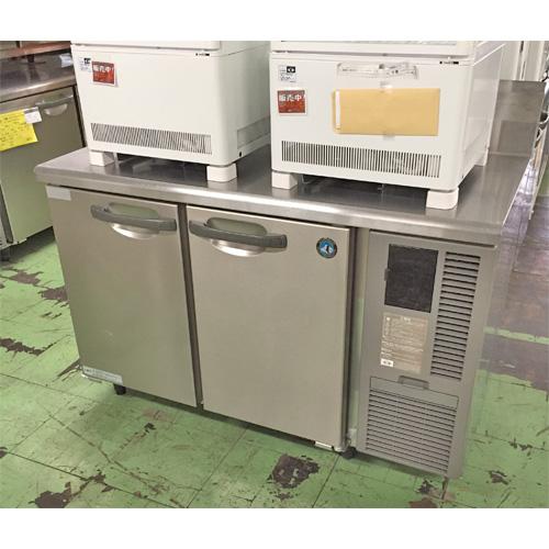 【中古】冷蔵コールドテーブルBG ホシザキ RT-120SNF-E-RML 幅1200×奥行600×高さ800 【送料別途見積】【業務用】