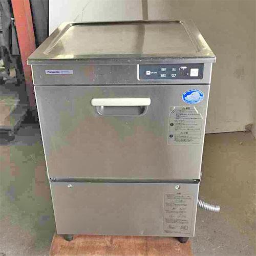 【中古】食器洗浄機 パナソニック(Panasonic) DW-UD44U 幅600×奥行600×高さ850 【送料別途見積】【業務用】