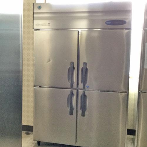 【中古】縦型冷凍冷蔵庫 ホシザキ HRF-120Z3 幅1200×奥行800×高さ1900 三相200V 【送料別途見積】【業務用】