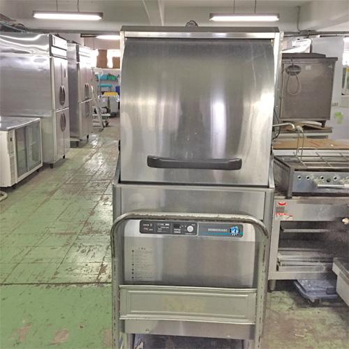 【中古】食器洗浄機 ホシザキ JWE-450RUB3 幅600×奥行600×高さ1330 三相200V 【送料無料】【業務用】