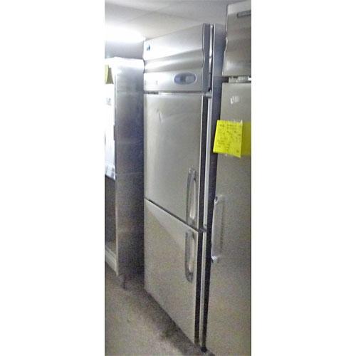 【中古】縦型冷蔵庫 ホシザキ HR-75ZT 幅750×奥行650×高さ1890 【送料別途見積】【業務用】
