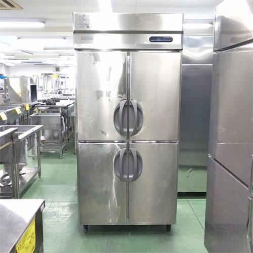 【中古】冷凍庫 福島工業(フクシマ) URN-094FM6 幅900×奥行680×高さ1950 【送料別途見積】【業務用】
