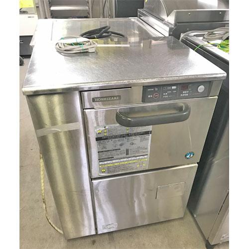 【中古】食器洗浄機 ホシザキ JW-300TUF 幅600×奥行450×高さ800 60Hz専用 【送料無料】【業務用】
