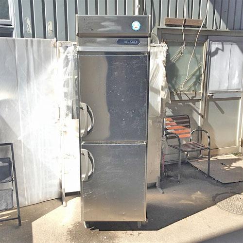 【中古】縦型冷凍庫 福島工業(フクシマ) ARN-062FM 幅610×奥行650×高さ1950 【送料別途見積】【業務用】