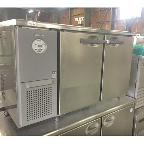 【中古】冷蔵コールドテーブル 大和冷機 4161CD-EC 幅1200×奥行600×高さ800 【送料別途見積】【業務用】