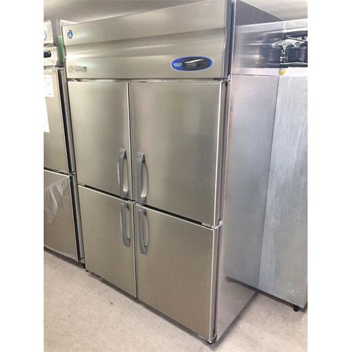 【中古】縦型冷蔵庫 ホシザキ HR-120ZT-ML 幅1200×奥行650×高さ1890 【送料無料】【業務用】