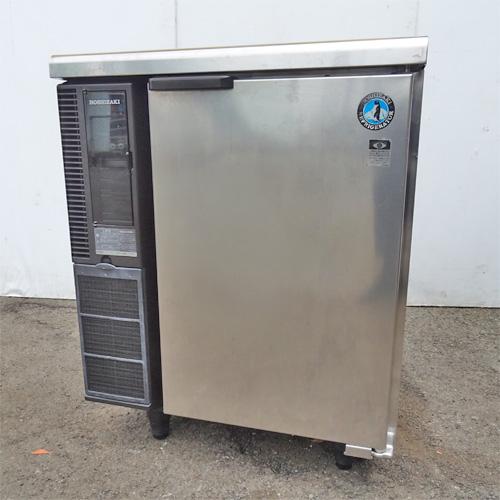 【中古】冷蔵コールドテーブル ホシザキ RT-63PTE1 幅630×奥行450×高さ800 【送料別途見積】【業務用】
