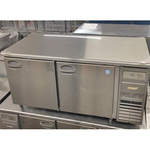 【中古】冷蔵コールドテーブル ホシザキ YRW-150RM2-R 幅1500×奥行750×高さ800 【送料別途見積】【業務用】