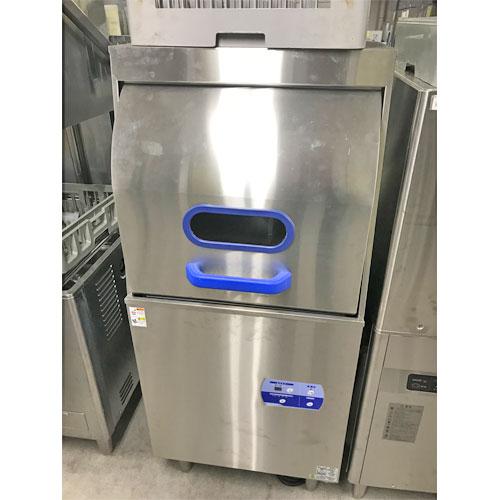 【中古】食器洗浄機 マルゼン MDRTBR6E 幅600×奥行600×高さ1375 三相200V 【送料無料】【業務用】