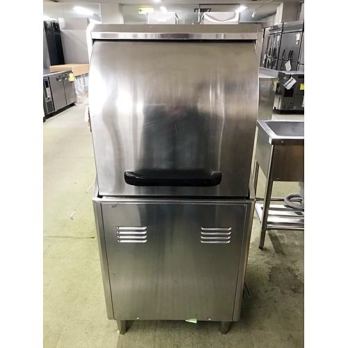【中古】食器洗浄機(リターン) ホシザキ JWE-450RUA-R 幅600×奥行600×高さ1380 【送料別途見積】【業務用】