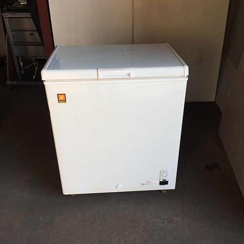 【中古】冷凍ストッカー レマコム RRS-146NF 幅739×奥行577×高さ841 【送料無料】【業務用】