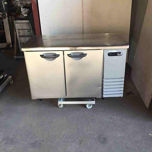【中古】冷凍コールドテーブル パナソニック(Panasonic) SUF-G1261SB-R 幅1200×奥行600×高さ800 【送料無料】【業務用】