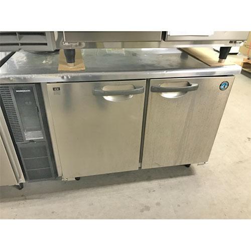 【中古】冷蔵コールドテーブル ホシザキ RT-120PNE 幅1200×奥行600×高さ800 【送料無料】【業務用】