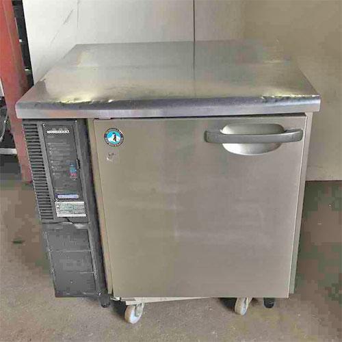 【中古】1ドア冷凍コールドテーブル ホシザキ FT-80SDE-1 幅800×奥行750×高さ800 【送料別途見積】【業務用】