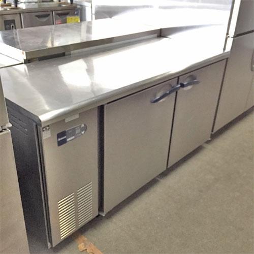 【中古】冷蔵コールドテーブル 大和冷機 5061CD-EC 幅1500×奥行600×高さ800 【送料別途見積】【業務用】
