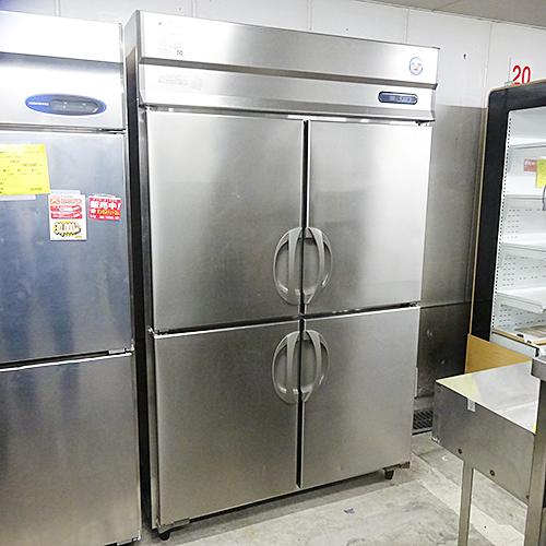 【中古】縦型冷蔵庫 福島工業(フクシマ) ARD-120RM-F 幅1200×奥行800×高さ1950 【送料別途見積】【業務用】