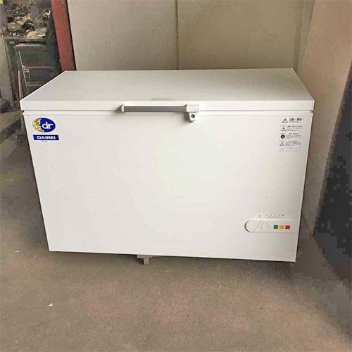【中古】チェストタイプ冷凍ストッカー ダイレイ NPA-396 幅1264×奥行694×高さ848 【送料無料】【業務用】