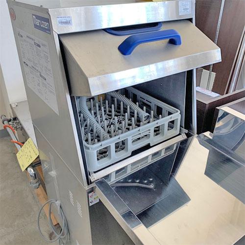【中古】食器洗浄機 ホシザキ JWE-400TUA 幅600×奥行600×高さ800 【送料別途見積】【業務用】