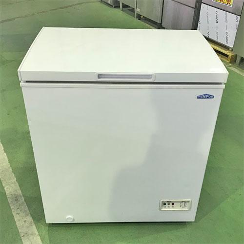 【中古】冷凍ストッカー テンポスオリジナル TBCF-140-RH 幅754×奥行564×高さ845 【送料別途見積】【業務用】