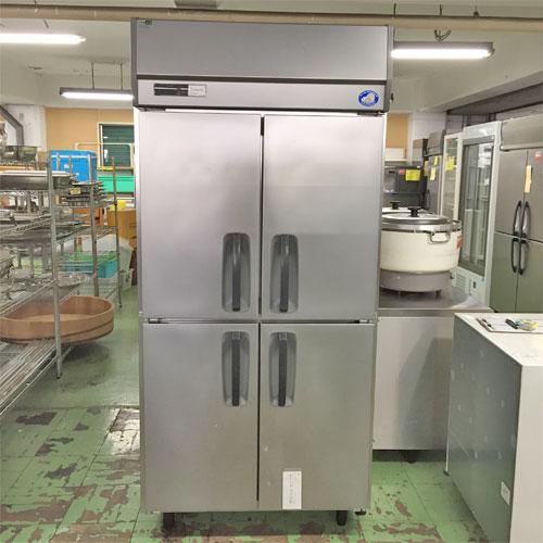 【中古】4ドア冷蔵庫 パナソニック(Panasonic) SRR-K961S 幅900×奥行650×高さ1930 【送料別途見積】【業務用】
