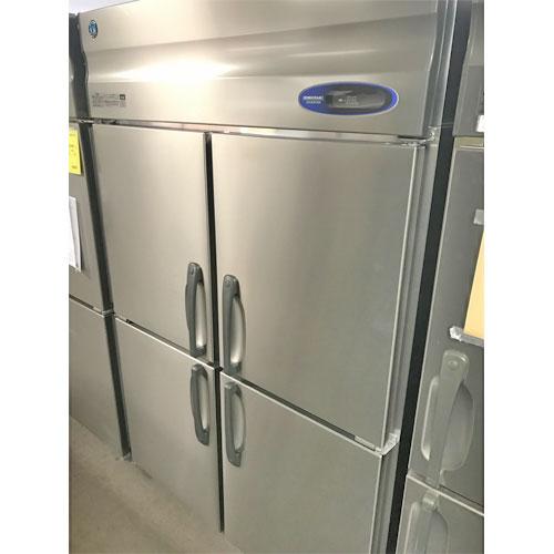 【中古】縦型冷蔵庫 ホシザキ HR-120Z 幅1200×奥行800×高さ1890 【送料無料】【業務用】