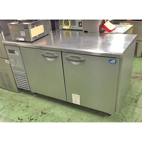 【中古】冷蔵コールドテーブル パナソニック(Panasonic) SUR-K1561SA 幅1500×奥行600×高さ810 【送料別途見積】【業務用】