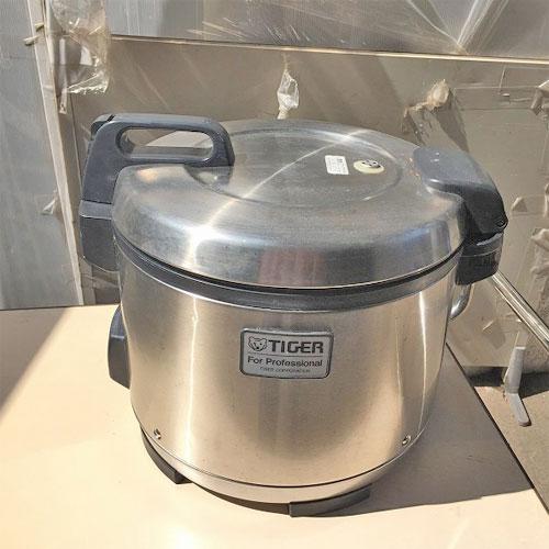 【中古】炊飯ジャー タイガー(TIGER) JNO-A270 幅430×奥行360×高さ350 【送料別途見積】【業務用】