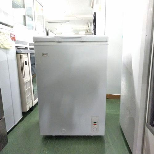 【中古】冷凍ストッカー ハイアール JF-NC-103F-1 幅570×奥行565×高さ885 【送料別途見積】【業務用】