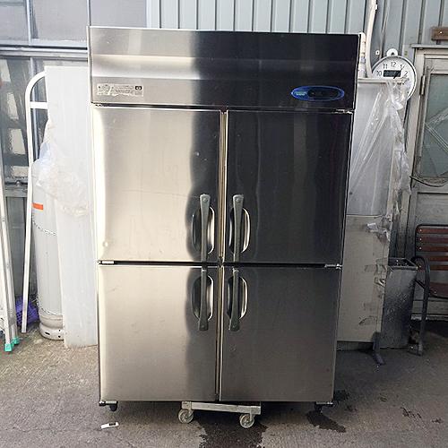【中古】冷蔵庫 ホシザキ HR-120ZT-ML 幅1200×奥行650×高さ1890 【送料別途見積】【業務用】