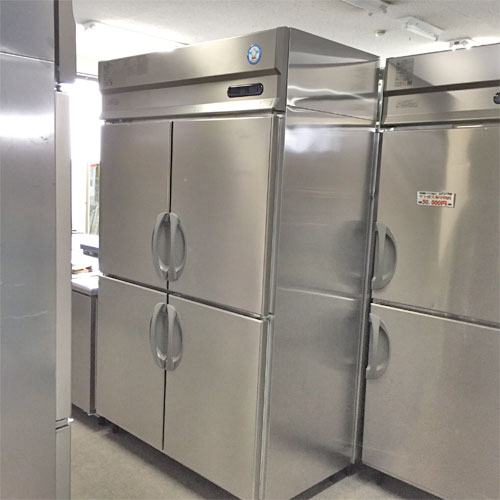 【中古】冷凍冷蔵庫 フクシマガリレイ(福島工業) ARN-122PMD 幅1200×奥行650×高さ1930 三相200V 【送料別途見積】【業務用】