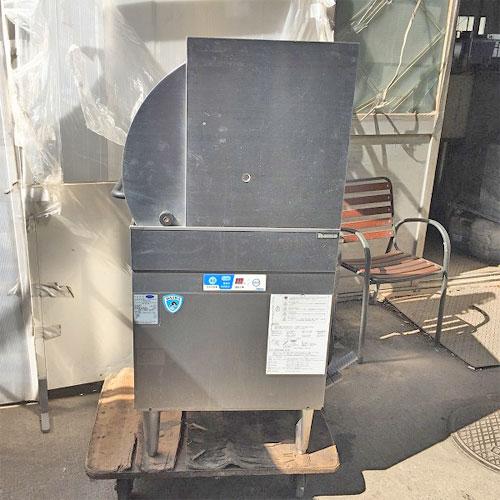 【中古】食器洗浄機 大和冷機 DDW-HE6 幅600×奥行600×高さ1300 三相200V 50Hz専用 【送料別途見積】【業務用】