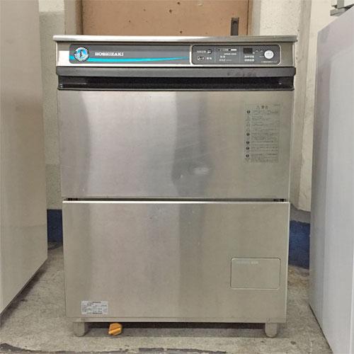 【中古】食器洗浄機 ホシザキ JWE-400TUB 幅600×奥行600×高さ800 【送料別途見積】【業務用】