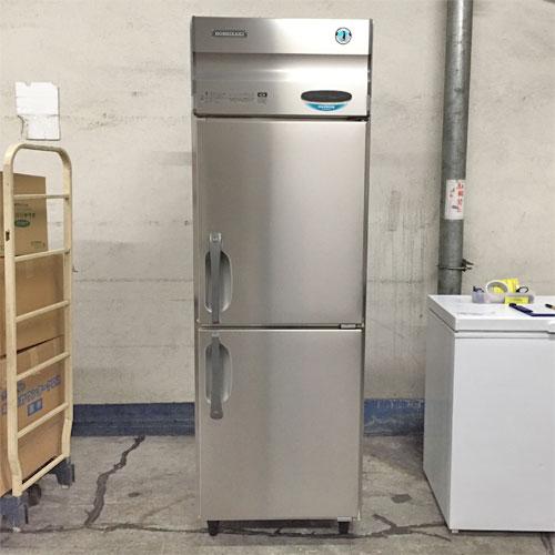 【中古】4ドア 冷蔵庫 ホシザキ HR-63XT 幅630×奥行660×高さ1890 【送料別途見積】【業務用】