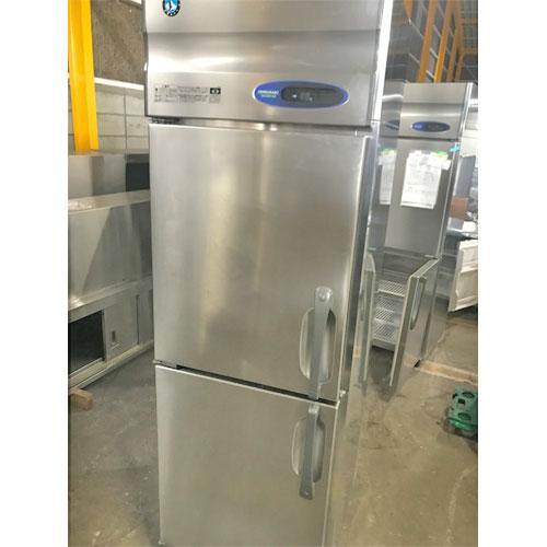 【中古】縦型冷蔵庫 ホシザキ HR-63ZT-(L) 幅600×奥行650×高さ1900 【送料無料】【業務用】