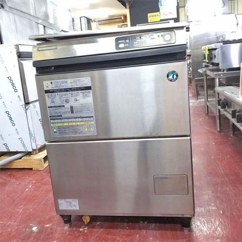 【中古】アンダーカウンター食器洗浄機 ホシザキ JWE-400TUA3 幅600×奥行600×高さ800 三相200V 【送料無料】【業務用】
