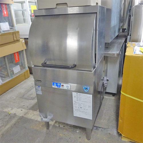 【中古】食器洗浄機 大和冷機 DDW-HE6 幅600×奥行600×高さ1300 三相200V 【送料別途見積】【業務用】