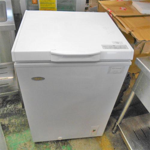 【中古】冷凍ストッカー ハイアール JF-NC103A 幅570×奥行565×高さ885 【送料別途見積】【業務用】