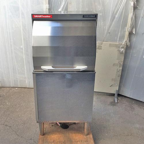 【中古】食器洗浄機 中西製作所 A50-E10 幅600×奥行600×高さ1300 三相200V 50Hz専用 【送料別途見積】【業務用】