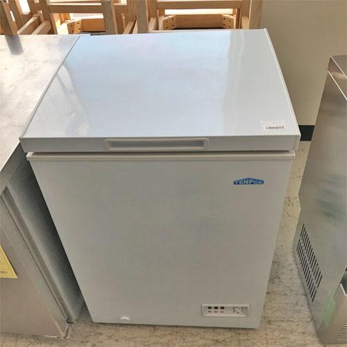 【中古】冷凍ストッカー テンポス TBCF-93-RH 幅574×奥行564×高さ845 【送料別途見積】【業務用】