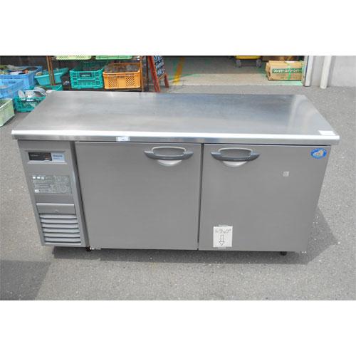 【中古】冷蔵コールドテーブル パナソニック(Panasonic) SUR-K1561SA 幅1500×奥行600×高さ800 【送料別途見積】【業務用】