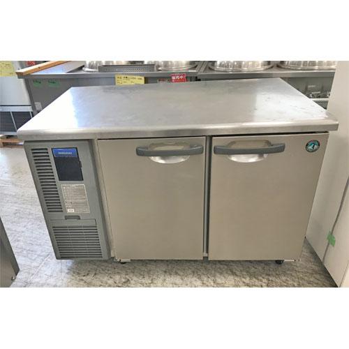 【中古】冷蔵コールドテーブル ホシザキ RT-120SDF-ML 幅1200×奥行750×高さ800 【送料別途見積】【業務用】