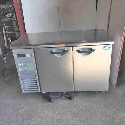 【中古】冷蔵コールドテーブル パナソニック(Panasonic) SUR-K1261SA 幅1200×奥行600×高さ800 【送料無料】【業務用】