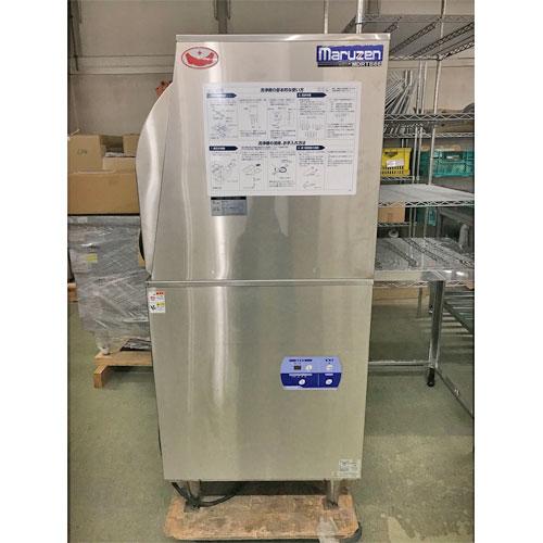 【中古】食器洗浄機 マルゼン MDRTBL6E 幅600×奥行600×高さ1375 三相200V 【送料別途見積】【業務用】