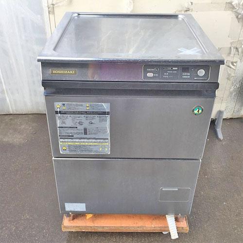 【中古】食器洗浄機 ホシザキ JWE-400TUA 幅600×奥行600×高さ800 【送料無料】【業務用】