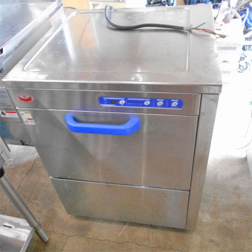 【中古】食器洗浄機 マルゼン MDKTB6E 幅650×奥行600×高さ860 三相200V 【送料別途見積】【業務用】