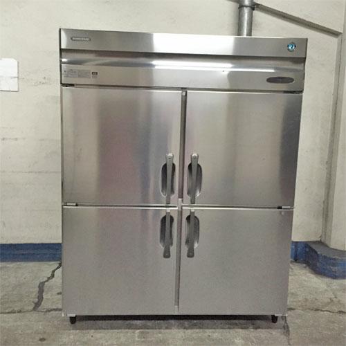 【中古】4ドア 冷蔵庫 ホシザキ HR-150LX 幅1500×奥行800×高さ1890 【送料別途見積】【業務用】